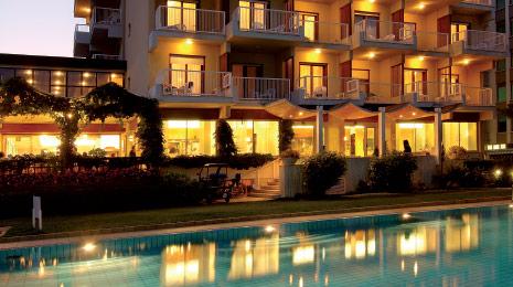 Lignano Sabbiadoro hotel Trieste B&B con camere e colazione